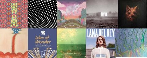 bestalbums2012