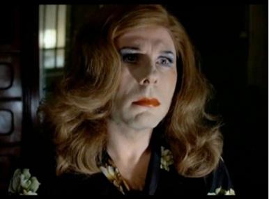 Psycho Tootsie - Polanski cross dressing.
