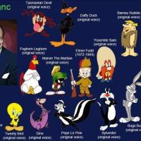 MEL BLANC - LOONEY METHOD ACTOR