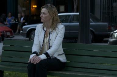 Jasmine (Cate Blanchett) hits rock bottom.