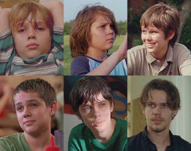 boyhood changes