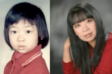 Before and after - Jean Kwok
