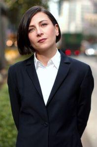 Donna Tartt - a sharp dresser in need of a sharp editor.