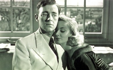 Joining forces for the common good - Alec Guinness and Joan Greenwood.