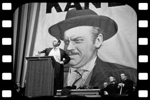 What a surprise! Citizen Kane is again voted all-time best American movie.